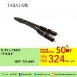 TL-2S Y-CABLE 1F 2M 6-01